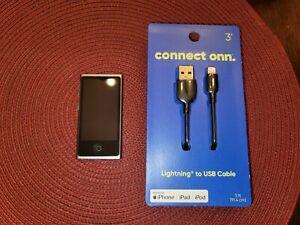 Apple iPod Nano 7th Generation 16GB  - Used - Tested Free Ship