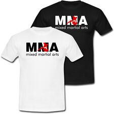 New UFC Pride K1 Mixed Martial Arts MMA Logo T-shirt
