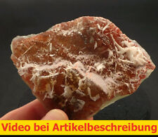 6108 Fluorite Fluorit 11*9*3 cm Grube Hermine 1980 Wölsendorf Bavaria BRD  VIDEO