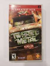 Twisted Metal Head On - Sony PSP - Greatest Hits CIB