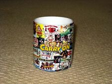 Carry On Film Poster Montage MUG