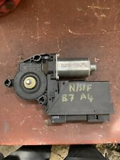 Audi A4 B6/B7 Nearside Front N/S/F Passenger Electric Window Motor 8E2959801B