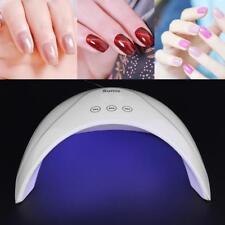 1x New SUN7s 24W LED USB UV Nail Lamp Light Gel Polish Dryer Manicure Art Curing