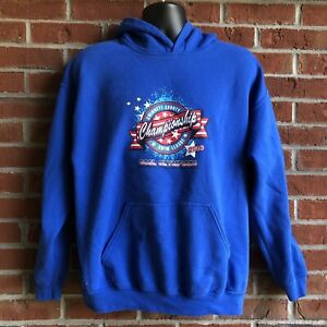 Swim League Championships Hoodie Sweat Shirt - Size L