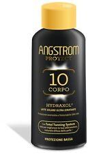 ANGSTROM PROTECT LATTE SOLARE IDRATANTE PROT 10