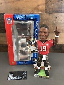 KEYSHAWN JOHNSON #19 Super Bowl XXXVII Tampa Bay Bucaneers Bobblehead Bobble