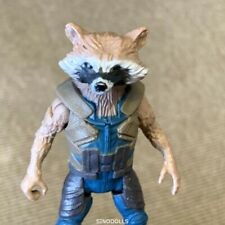 rare 3.75'' ROCKET RACCOON Marvel Legends Action Figure boy kid toy gift