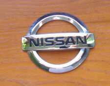 Genuine NISSAN Front Rear Badge Bonnet Boot Emblem