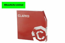 2 x Clarks Universal Gear Wire MTB & Road Bikes plus Cable Ends
