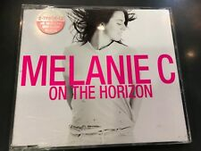 "Melanie C ""On The Horizon"" Rare German 2 Track CD 2003"