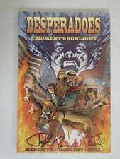 Desperadoes A Moments Sunlight TPB SC 6.0 FN Signed (2002 Homage)