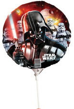 Star Wars Foil Balloon on Stick Darth Awe2892 Party Supplies Decoration