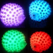 Cute LED Colorful Change Hedgehog Night Light Children's Bedroom Lighting Decor