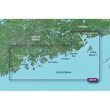 Garmin BlueChart g2 Vision - VUS001R - North Maine - microSD /SD