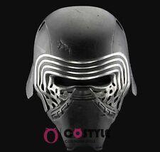 Clearance Sale! Star Wars Force Awakens 7 Kylo Ren Mask Mens Cosplay Helmet Prop