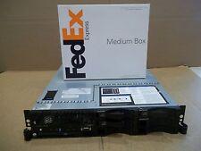 IBM x3650 Server 7979-21U 4GB 3x73GB SAS RAID Hard Drives 1.6GHz Dual Power