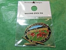 CUSTER STATE PARK BLACK HILLS SOUTH DAKOTA HIKING MEDALLION SOUVENIR-H26