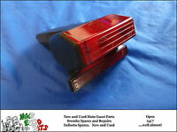MOTO GUZZI LEMANS  II/III / T3 / V50 / SP1000 / BENELLI 900 SEI  REAR TAIL LIGHT