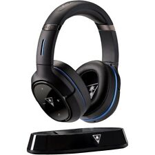 Turtle Beach Elite 800 Wireless Headset for PS4 & PS3 - Black - **INCOMPLETE*
