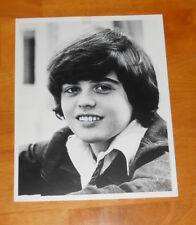 Donny Osmond Vintage Photo Poster Original Promo 8x10