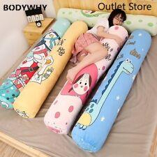 Plush Toy Stuffed Animals Doll Cute Cylindrical Strip Leg with Sleeping Pillow
