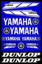 Yamaha Motorcycle Vinyl Decals Stickers Graphic Autocollant Aufkleber Adesivi #1