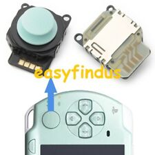 FOR PSP 2000 SERIES SLIM Repair Button Analog Joystick green NEW