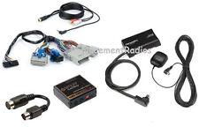 GM 03+ Sirius XM satellite radio car interface kit +3.5mm Aux input jack