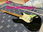 G&L Legacy Tribute Series Black Electric Guitar Shipped from Japan for sale