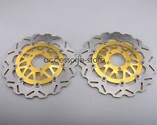 Front Brake Disc Rotor for KAWASAKI ZR550 ZZR600 ZR7 Z750 Z1000 ZX 6R/9R/12R