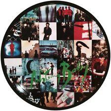 "U2 ACHTUNG BABY BONO ETC   VINYL STICKER 100MM  4"" ,,QUALITY MORE LISTED"