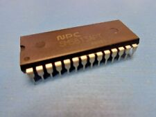 1) SM5813APT NPC 8 EIGHT TIMES OVERSAMPLING DIGITAL FILTER IC 28 PIN DIP NEW USA