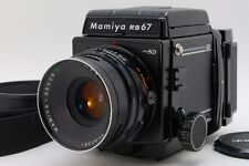 【Near Mint】Mamiya RB67 Pro SD w/ 127mm /Motorized 6x8 120/220 FB from Japan #162