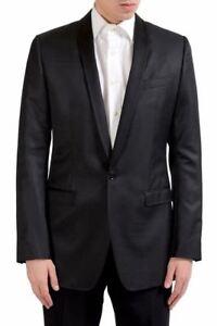 "Dolce & Gabbana ""Martini"" Men's Wool Silk Blazer Sport Coat US 38 IT 48"