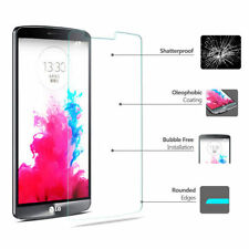 100% Genuine Premium Tempered Glass LCD Film Screen Protector for LG G4