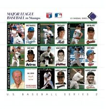 Saint Vincent -  Major League Baseball In Stamps - 9 Full Sheets - MNH