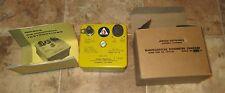CD V-750 Civil Defense Defence Dosimeter Reset prepper radiation detector new ib