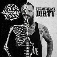 KRIS BAND BARRAS - THE DIVINE AND DIRTY   CD NEU