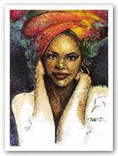 AFRICAN AMERICAN ART PRINT Soul of a Woman Albert Fennell
