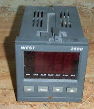 West Instruments Temperature Control 2500 _ M2500/L01/T1415/H10/C00/X00
