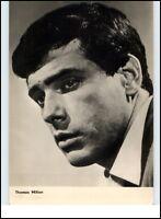 Starfoto Porträt Kino Fernsehen Cinema Film Schauspieler 1965 THOMAS MILIAN Foto