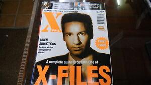 X Pose August X- Files Season One Guide 1996 0627E