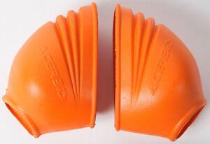 Acerbis Footpeg Covers Orange Orange 2106960036