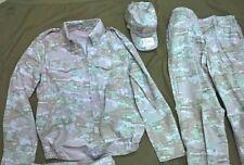 Russian army summer BDU tropic type DIGI BIEGE camo  with CAP Syria