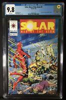 Solar Man of the Atom #9 CGC 9.8 - Valiant - Super Rare - Only 60 9.8's Exist!