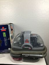 BISSELL Spotbot Pet Deluxe Portable Carpet Cleaner Tested - Works