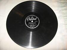 "Martha Tilton, Capitol #299. Honeyfoglin' Time/Gotta Get Me...,78 rpm,10"",E."