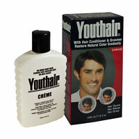 Youthair Creme with Hair Conditioner & Groomer Restore Natural Color Gradually