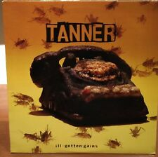 Tanner-Ill-Gotten Gains Lp EX+++ Usa First Issue With Inner