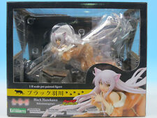 [FROM JAPAN]Bakemonogatari Black Hanekawa Figure Kotobukiya